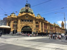 Flinders Rail Station